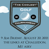The Coolest Golf Tournament @ Links at Challendon